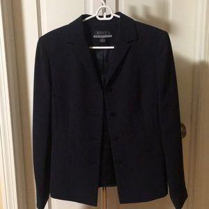 Professional 2 piece Navy Suit